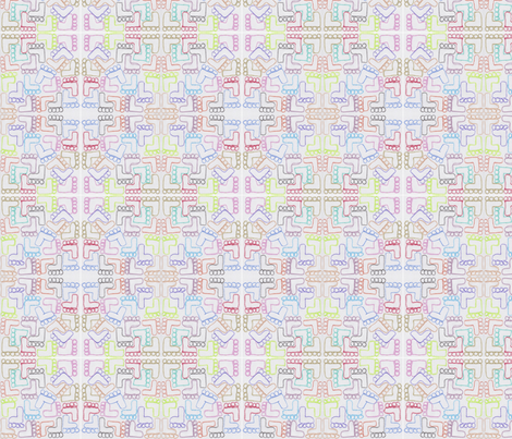 roller derby fabric 9 year old bailey fabric by baileyboo on Spoonflower - custom fabric