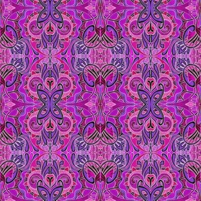 Butterfly Dance (hot purple)