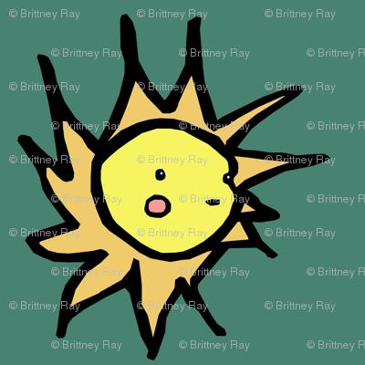 His Friend the Sun
