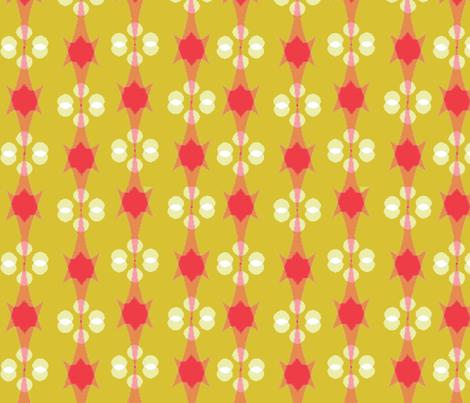 Watermelon Gazpacho fabric by colie*leigh*designs on Spoonflower - custom fabric