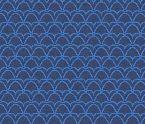 lorenloop_linen fabric by holli_zollinger on Spoonflower - custom fabric