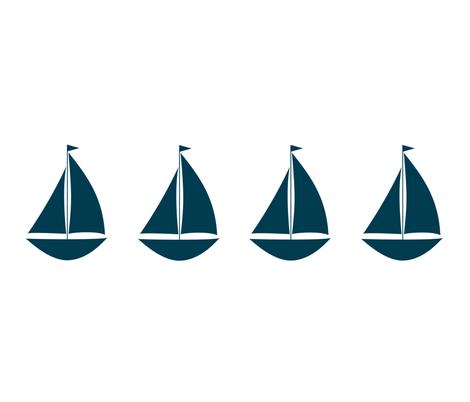 regatta fabric by amybethunephotography on Spoonflower - custom fabric