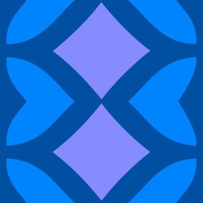 Chain of Hearts (Blue)