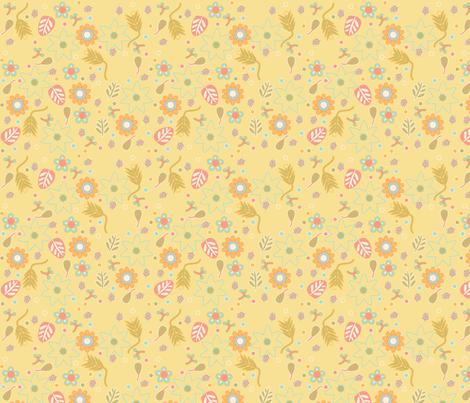 Wild World 4 fabric by suziwollman on Spoonflower - custom fabric