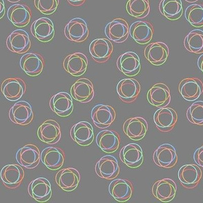 Multicolor Rings (Trios)