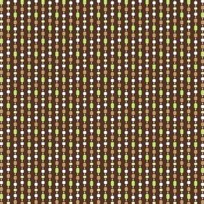 Bead Curtain - Coffee