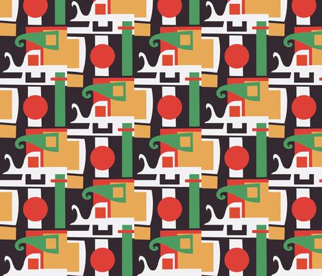 Staplers fabric by boris_thumbkin on Spoonflower - custom fabric