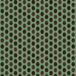 Coffee Bean Spot - Dill