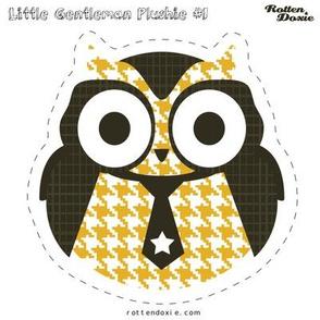 Owl Plushie #1