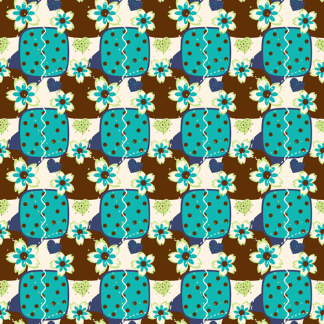 Teen Spirit fabric by eppiepeppercorn on Spoonflower - custom fabric