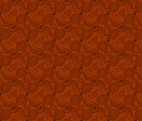 Dark Roast fabric by squishylicious on Spoonflower - custom fabric