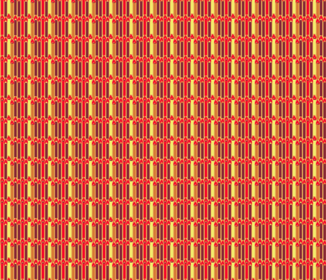 Really Hot! fabric by joonmoon on Spoonflower - custom fabric