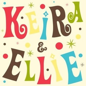 Keira & Ellie Custom
