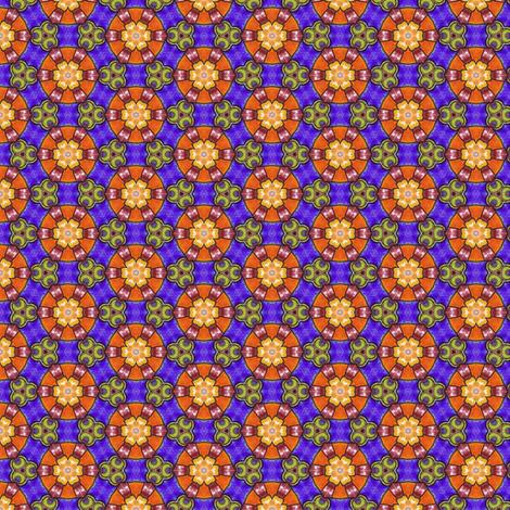Hariha's Goldflower fabric by siya on Spoonflower - custom fabric