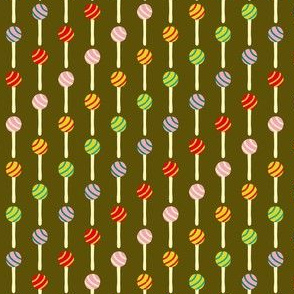 Lollipop stripe