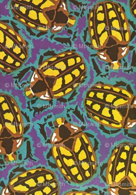 Beetle Gold
