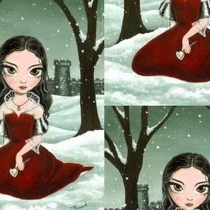 ice princess scarlet