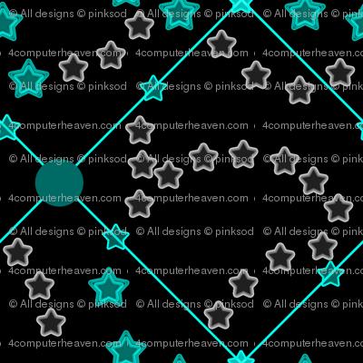 Star Curl Netting - Hidden Passageway - © PinkSodaPop 4ComputerHeaven.com