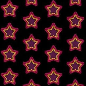 Star Shine - Drawn That Way - © PinkSodaPop 4ComputerHeaven.com