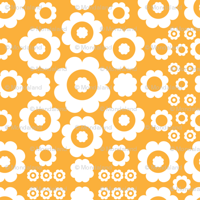 Flower Power (Orange 1)