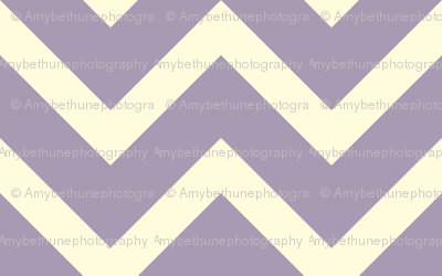 antique lilac chevron (large)