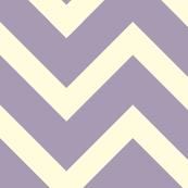antique lilac chevron (large)