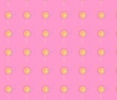 pink_morning fabric by dreamskyart on Spoonflower - custom fabric