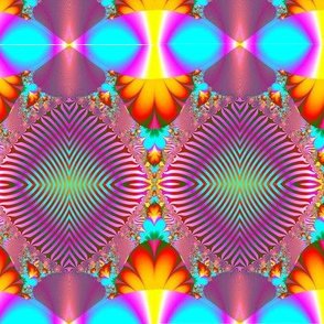 diamonds and flower modified