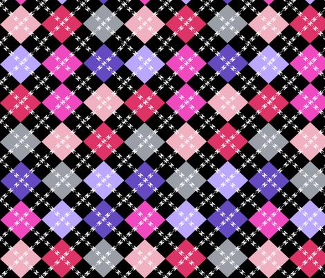 RAZOR ARGILE fabric by trcreative on Spoonflower - custom fabric