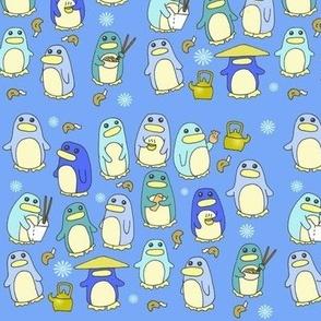 penguins like chinese