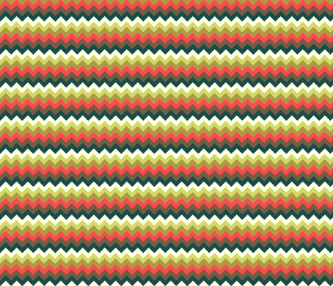 chevron fabric by colie*leigh*designs on Spoonflower - custom fabric
