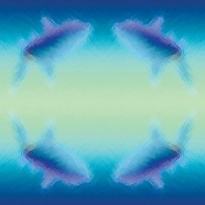 Watery Shark Design, S