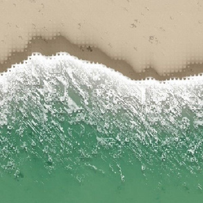Beach, L
