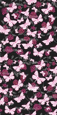 Butterfly Garden Pink