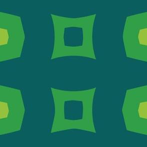 Boxes B (Green}