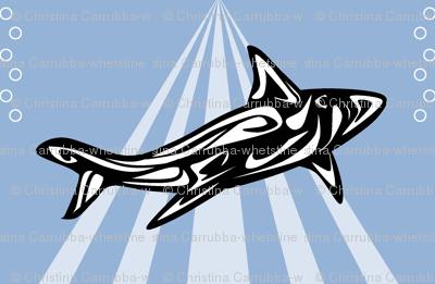 Inuit Inspired Shark