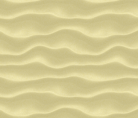 Sand Ripples, L fabric by animotaxis on Spoonflower - custom fabric