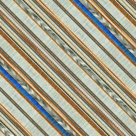Rmint_coral_floral_stripes_bias_diagonal_stripe_shop_preview