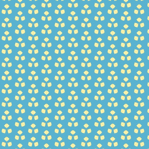 Yellow Leaf Motif