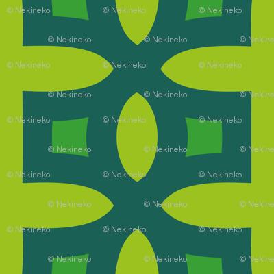 Stitches B (Green)