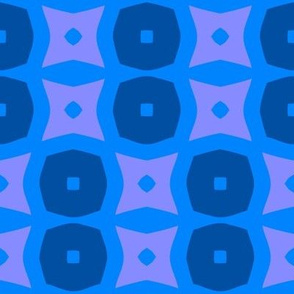Donuts C (Blue)