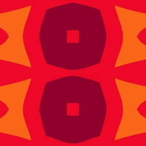 Donuts C (Orange)