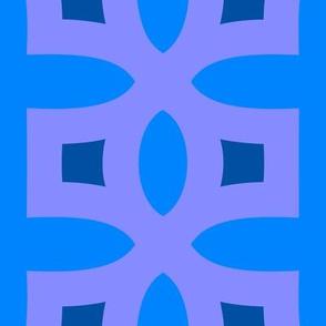 Stitches D (Blue)