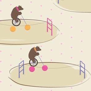 Big Top - Balancing Bears