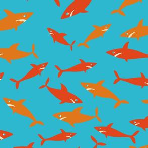 Shark Frenzy