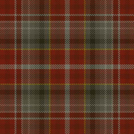Brown, Black and Gray Plaid fabric by eclectic_house on Spoonflower - custom fabric
