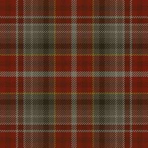 Brown, Black and Gray Plaid