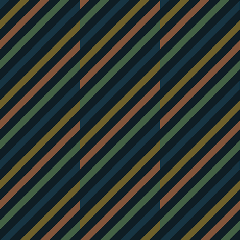 Subtle Stripes fabric by eclectic_house on Spoonflower - custom fabric