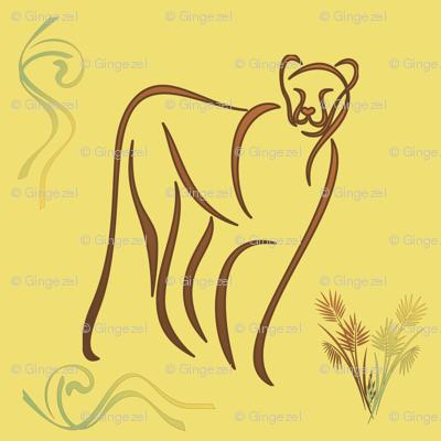 Mountain Lion © Gingezel™ Inc. 2011
