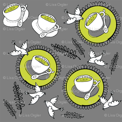 Flying Coffee